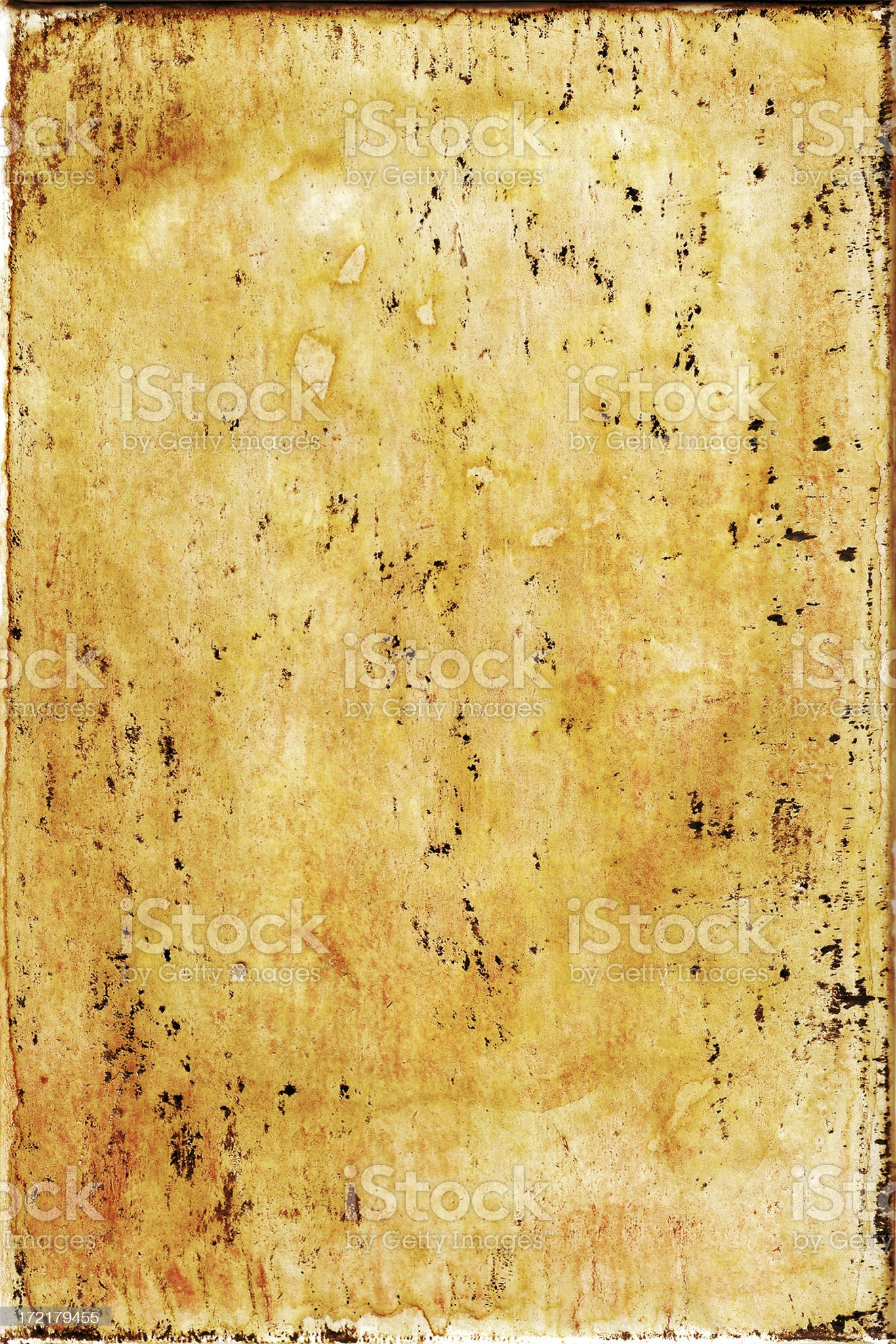 abstract grunge paper dirty spots and edges borders royalty-free stock photo
