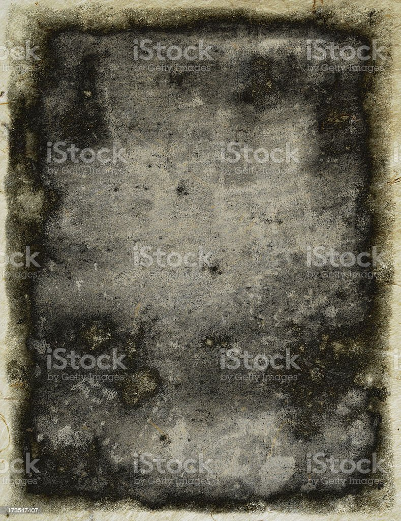 abstract grunge paper: large #2 royalty-free stock photo