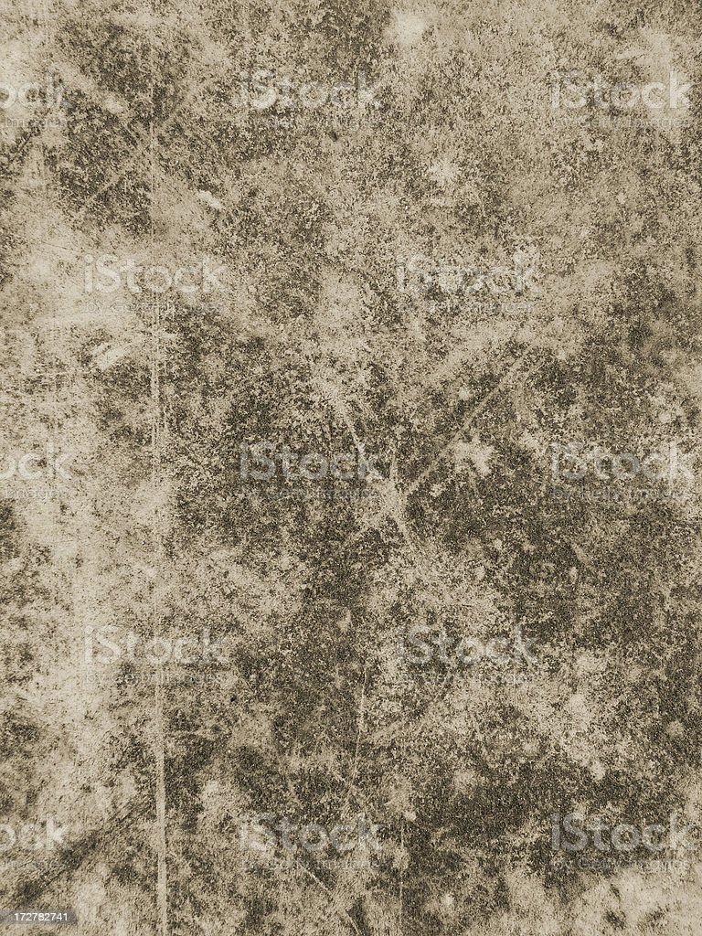 abstract grunge style brown rust on corroded metal surface royalty-free stock photo