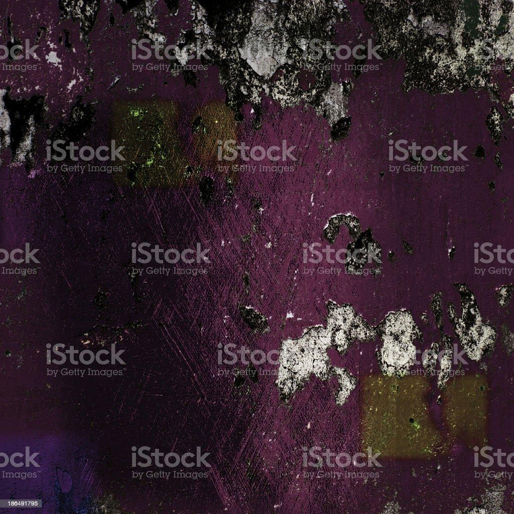 Abstract grunge wall royalty-free stock photo