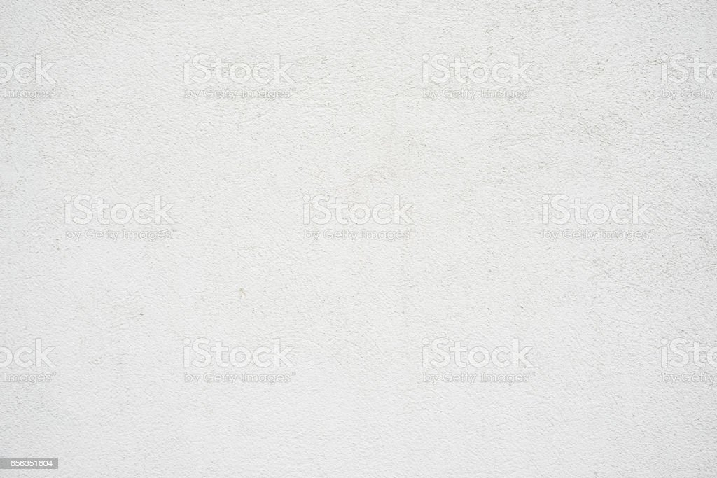 Abstract grungy empty background.Photo of blank white concrete wall texture. Grey washed cement surface.Horizontal. stock photo