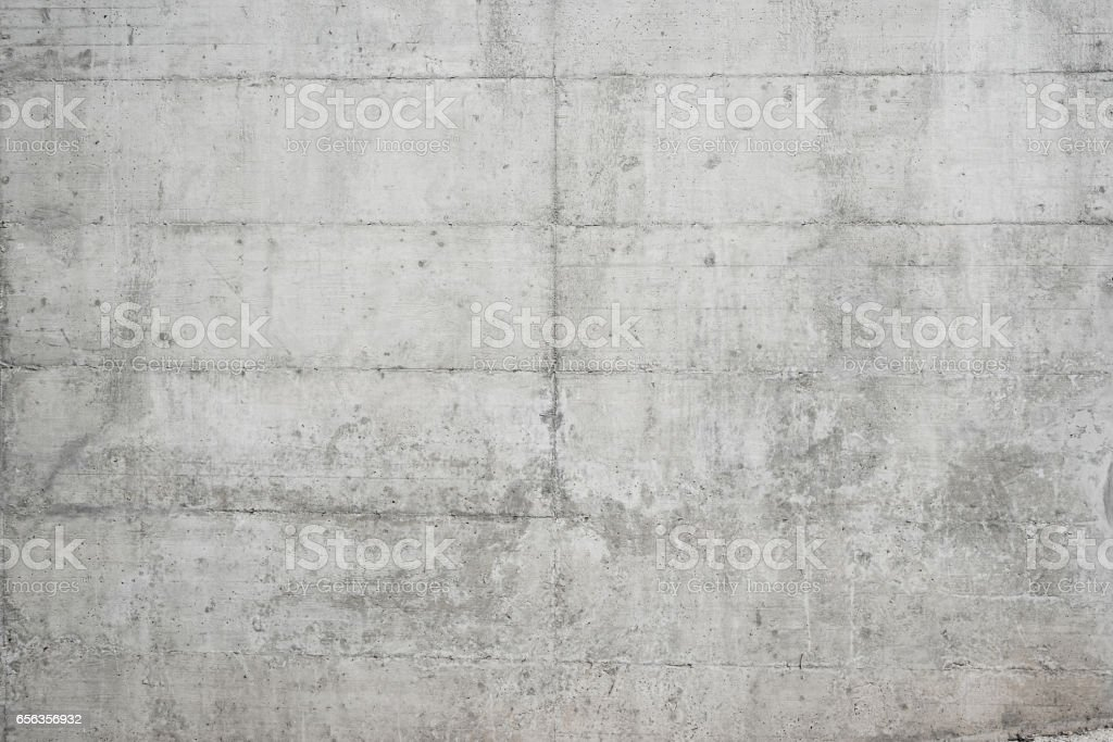 Abstract grungy empty background.Photo of gray natural concrete wall texture. Grey washed cement surface.Horizontal. stock photo