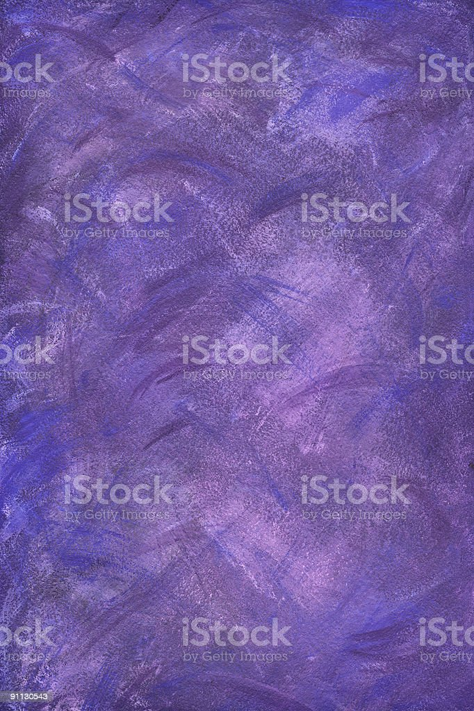 Abstract Hand-painted Background Illustration stock photo