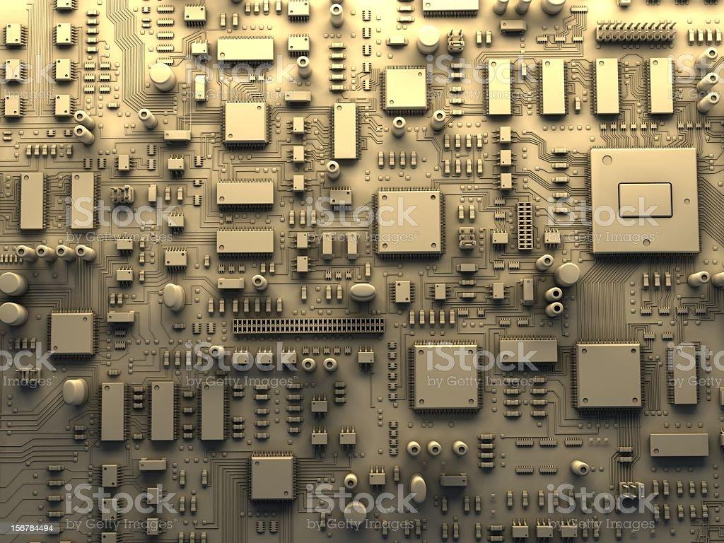 Abstract hardware stock photo