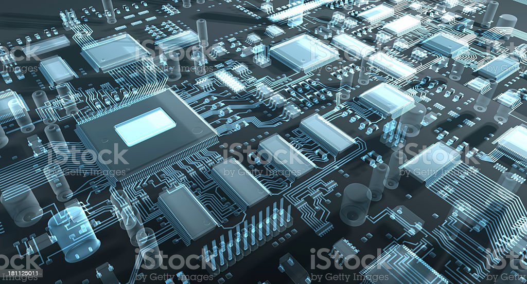 Abstract Hardware stock photo