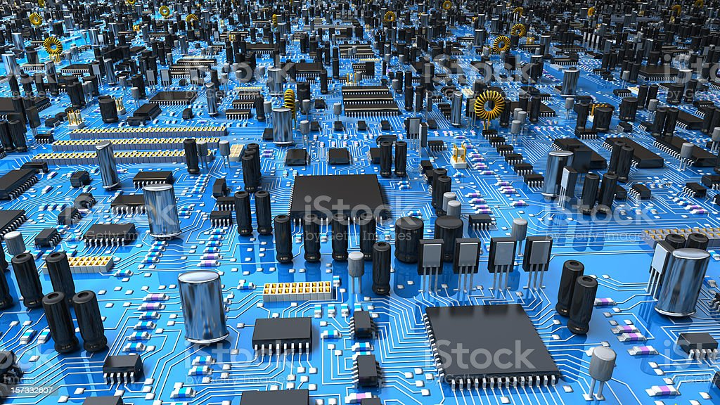Abstract hardware surface stock photo