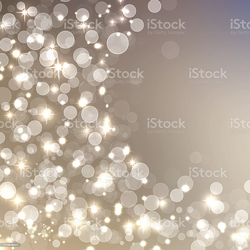 Abstract holiday background stock photo