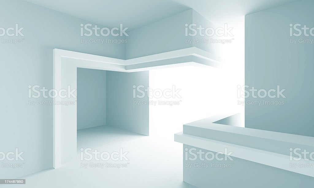 Abstract Industrial Background royalty-free stock photo