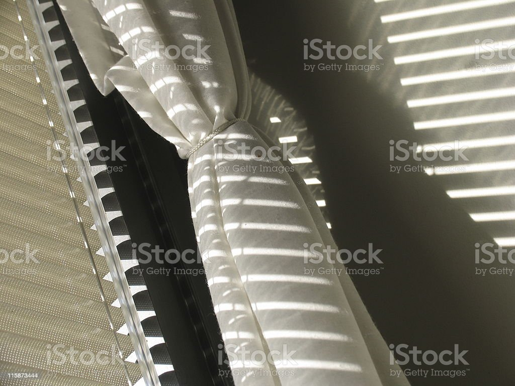 Abstract interior royalty-free stock photo