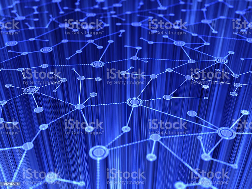 abstract internet stock photo