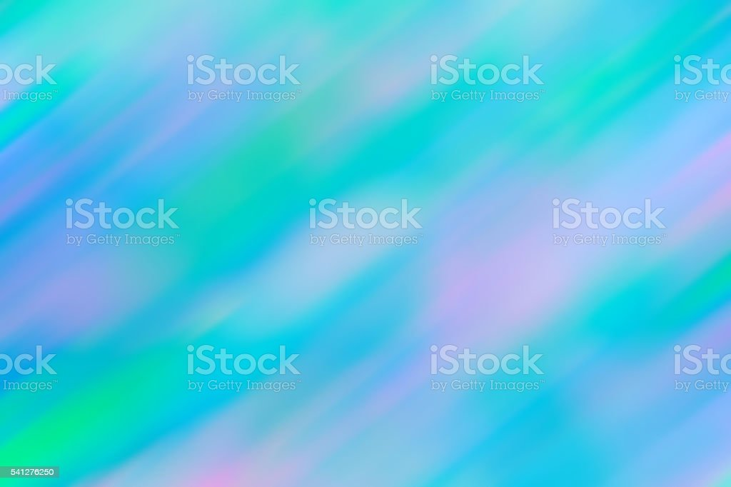 Abstract iridescent blured texture background stock photo