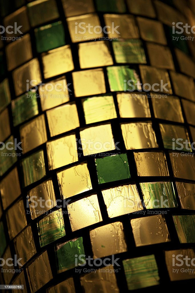 Abstract Lamp royalty-free stock photo