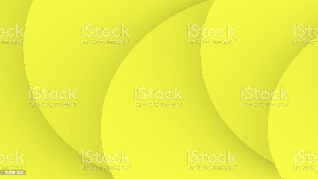 Abstract lemon yellow fractal background stock photo