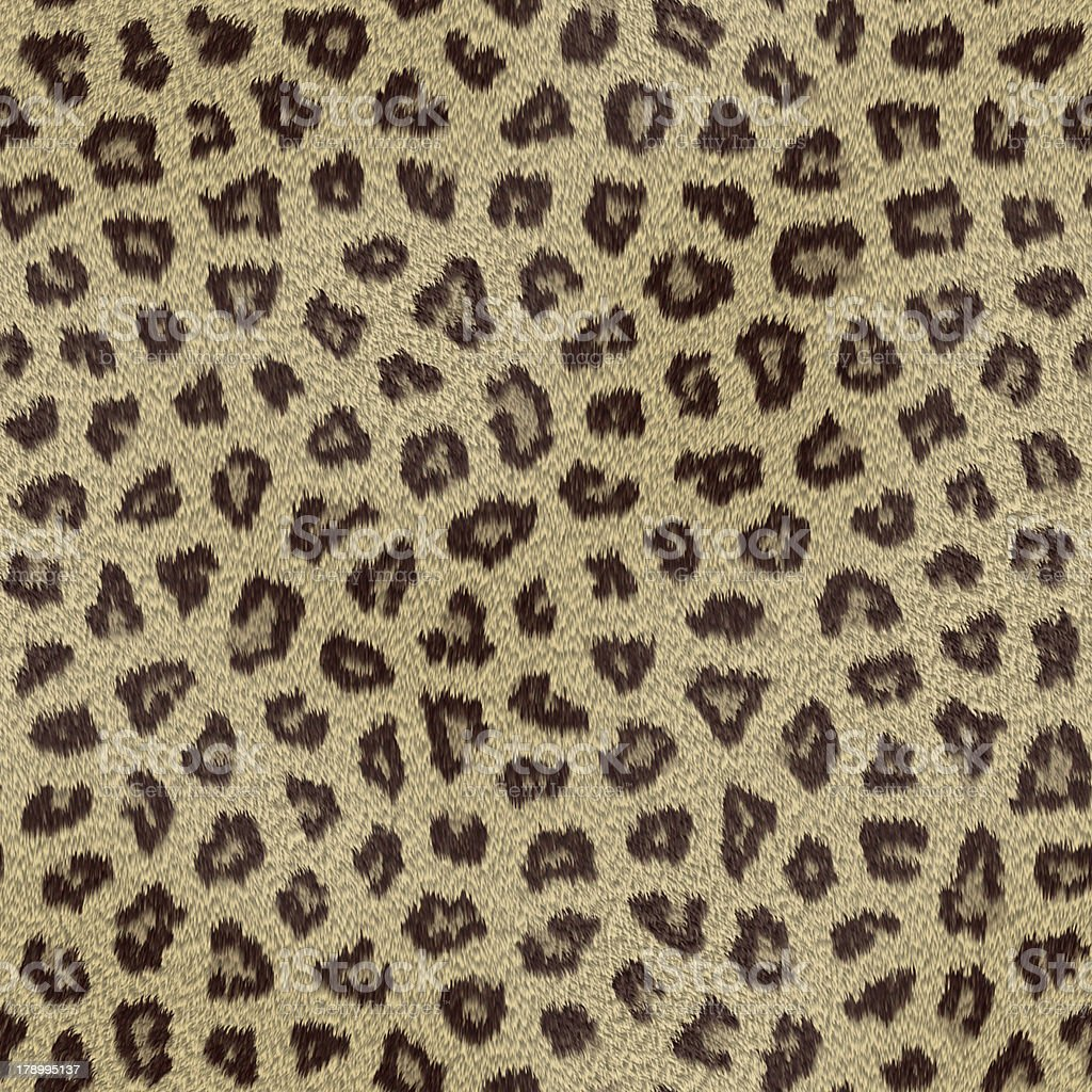 abstract leopard hair texture background royalty-free stock photo