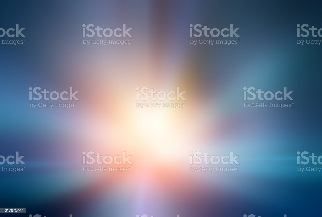 abstract light acceleration speed stock photo