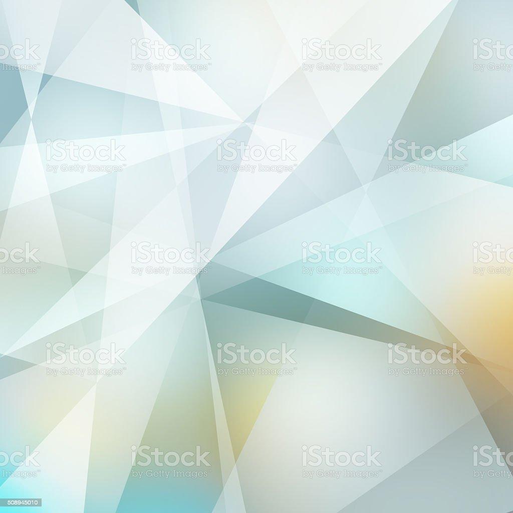 Modern styled light background