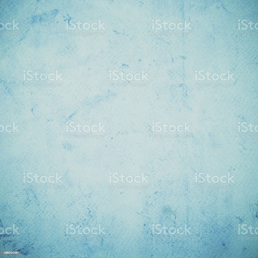 Abstract light blue watercolor background stock photo