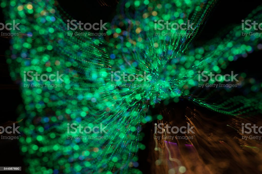 Abstract light image stock photo