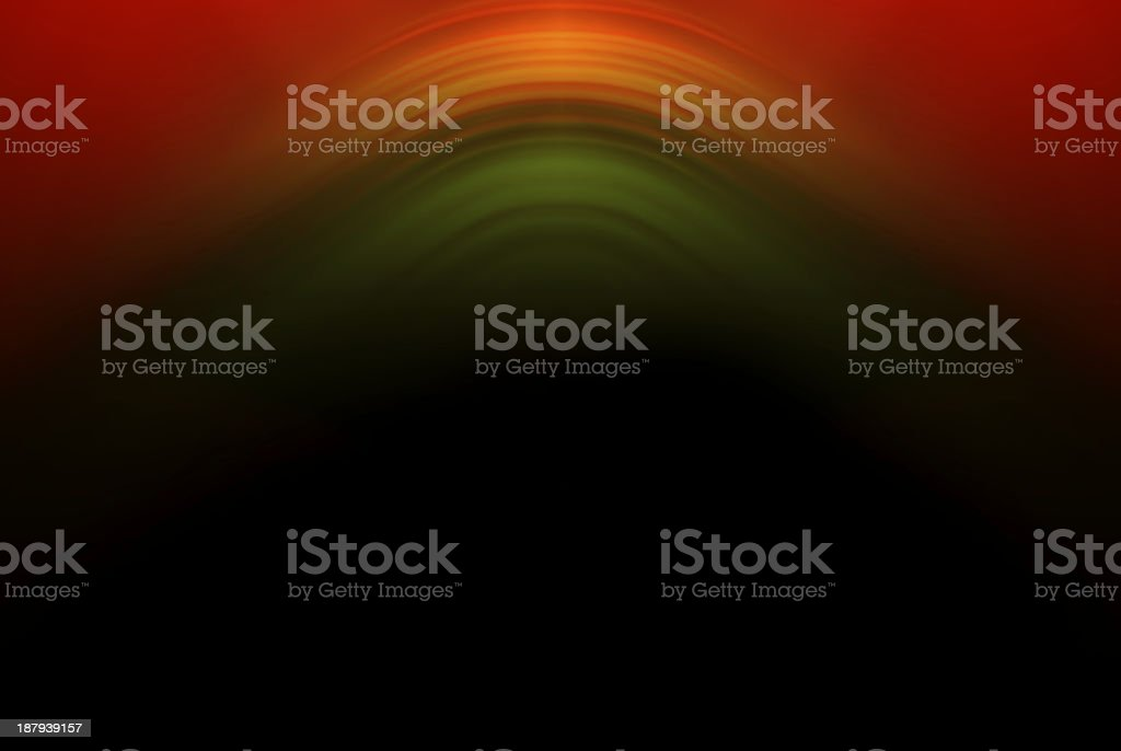 Abstract light lines royalty-free stock photo