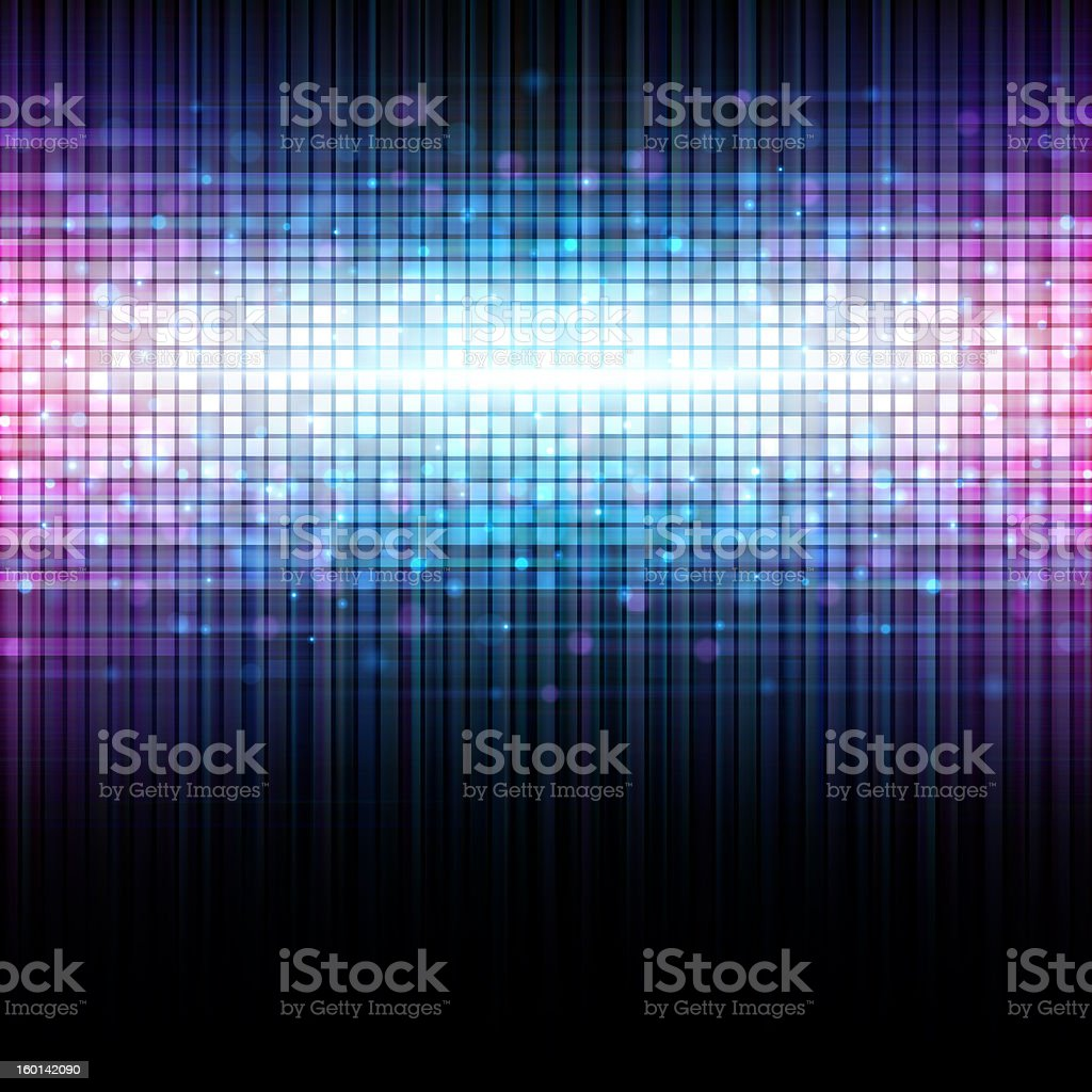 Abstract light mosaic royalty-free stock photo