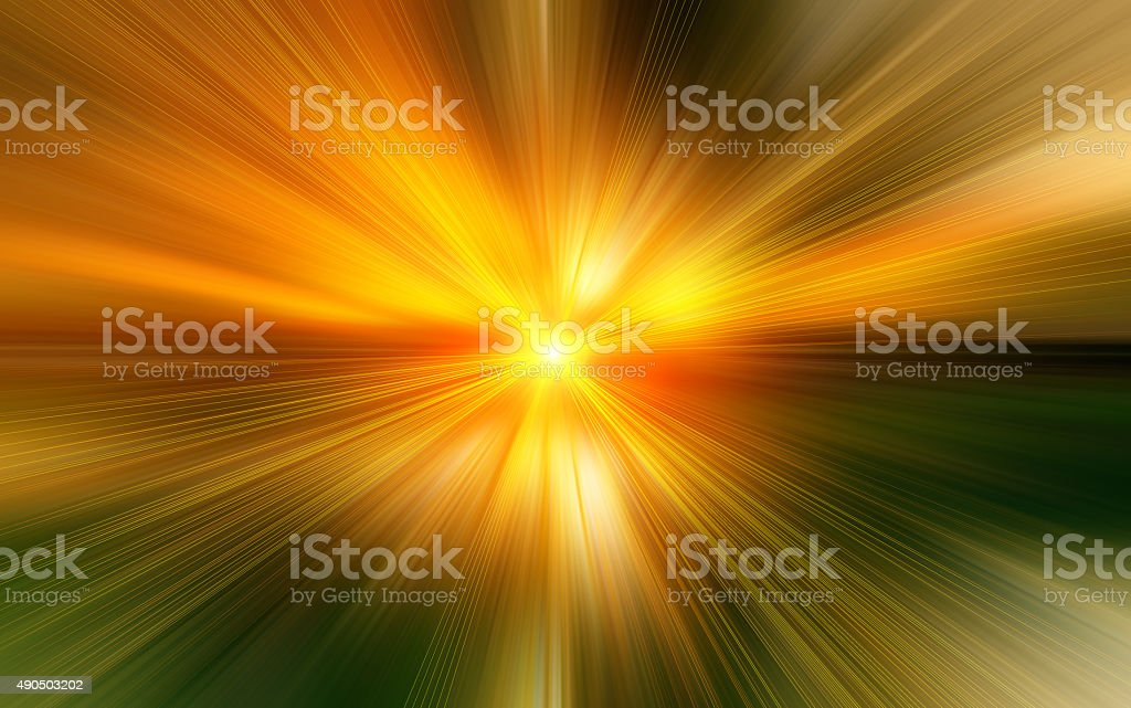 Abstract light Motion and Speed Effects Design Art stock photo