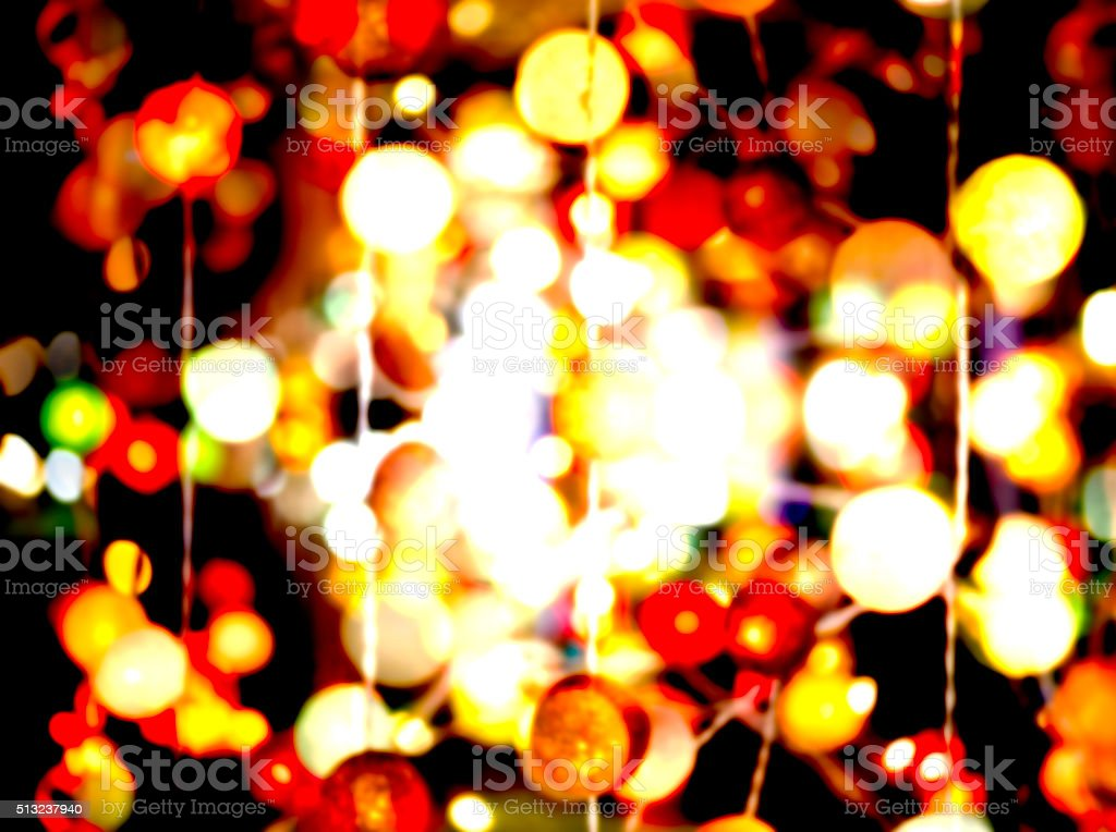 Abstract lighting background stock photo
