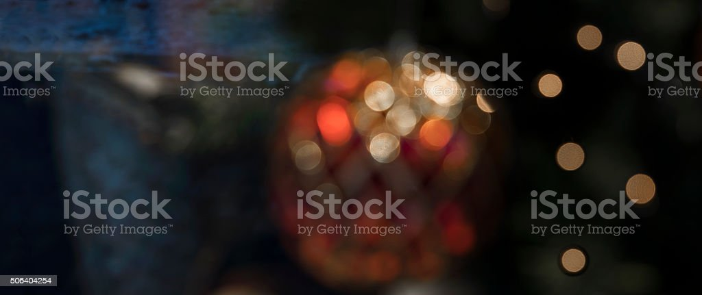 Abstract lights, mysterious stock photo