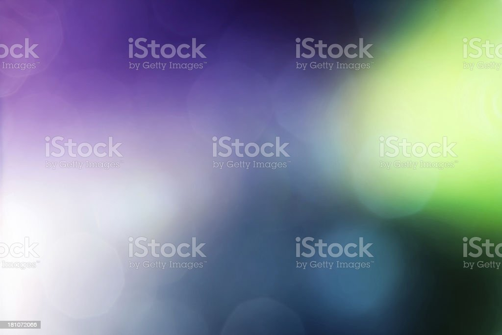 Abstract lights royalty-free stock photo
