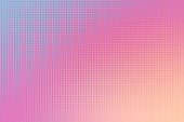 Abstract Line Pattern Background Purple and Pink