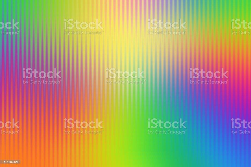 Abstract Line Pattern Background Rainbow Spectrum stock photo