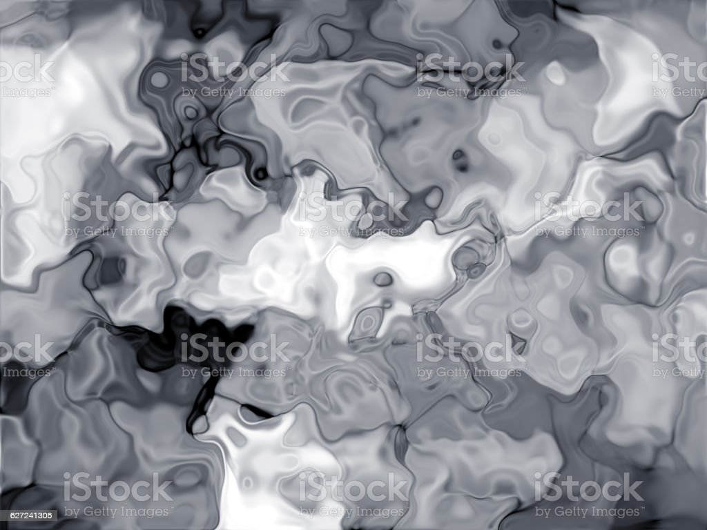 Abstract Liquid Background stock photo