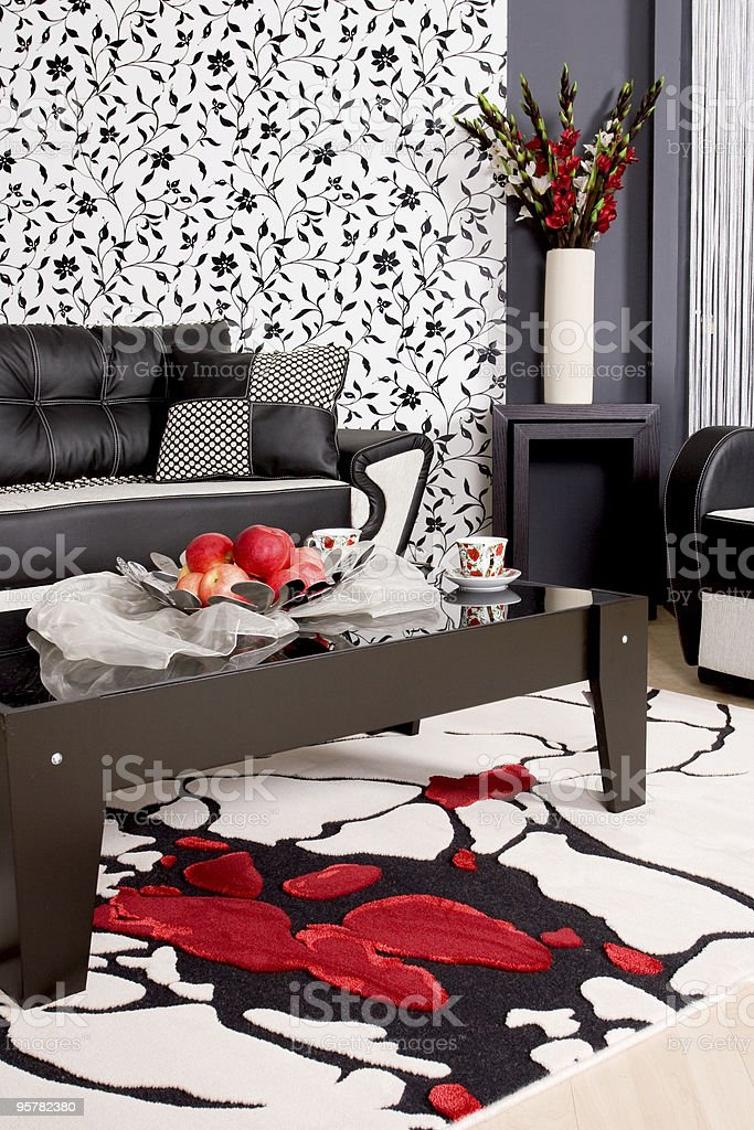 abstract luxury sofa royalty-free stock photo