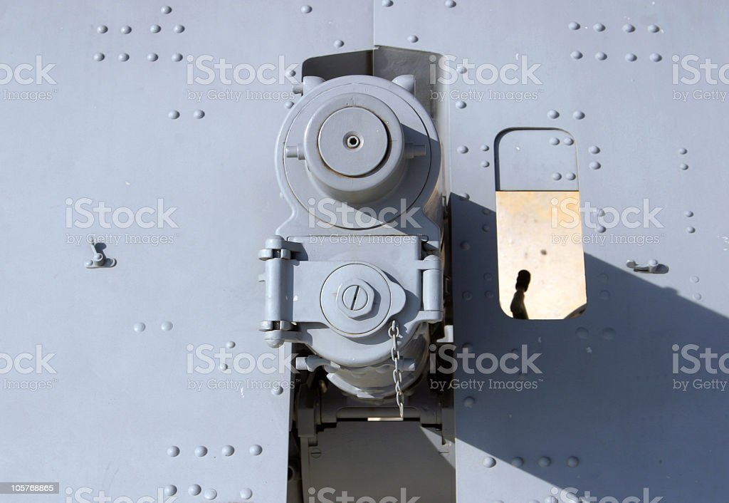 Abstract machinery royalty-free stock photo
