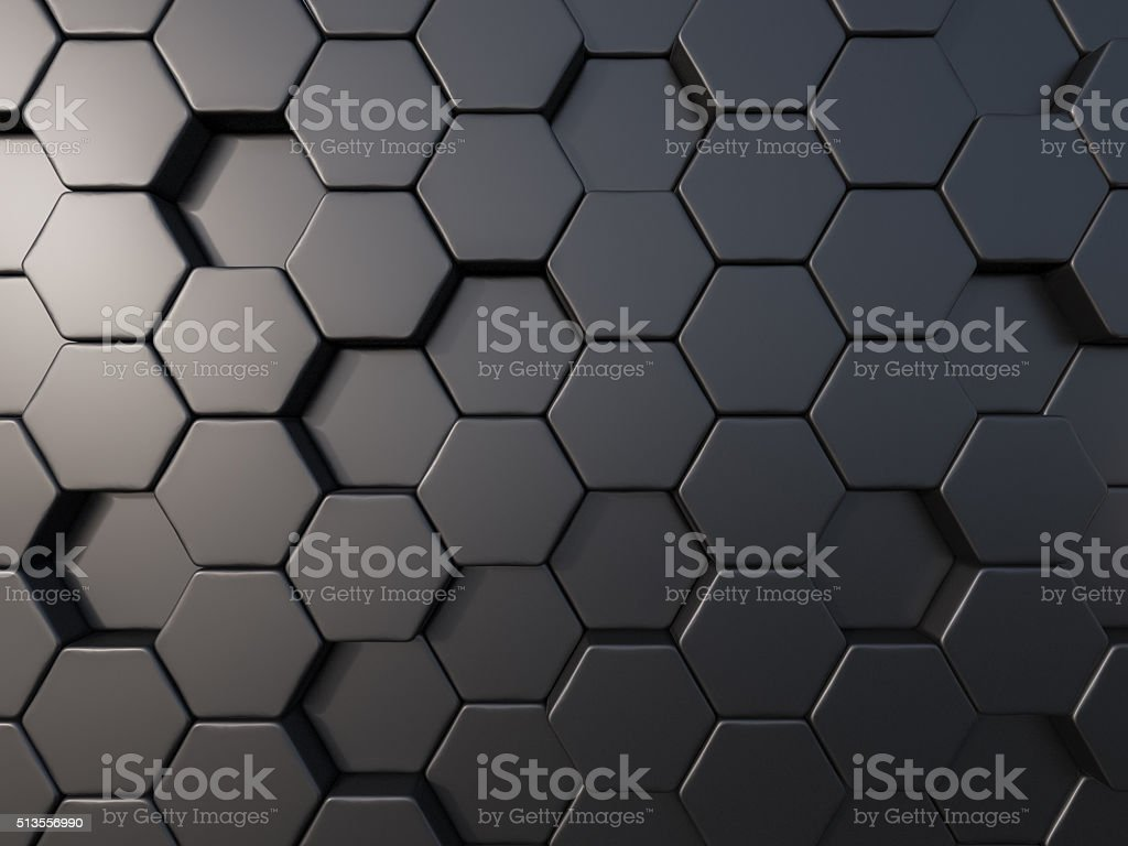 abstract metal bee hive background stock photo