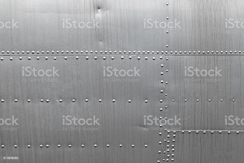 Abstract metallic background stock photo