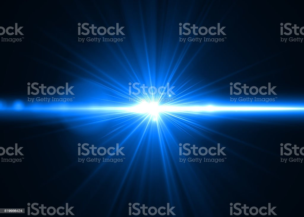 Abstract modern light art background stock photo