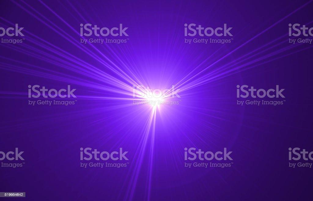 Abstract modern purple light art background stock photo