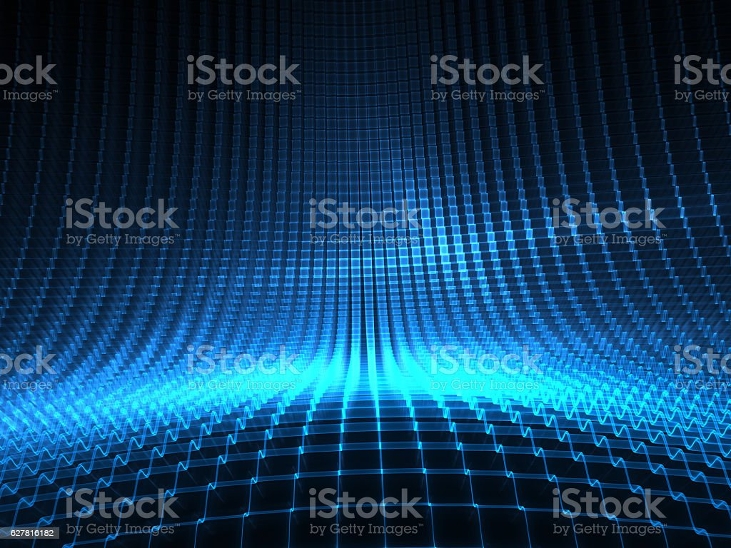 abstract modern technology background stock photo