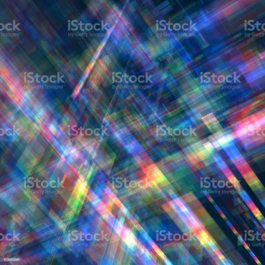 Abstract multicolored tech colorful background stock photo