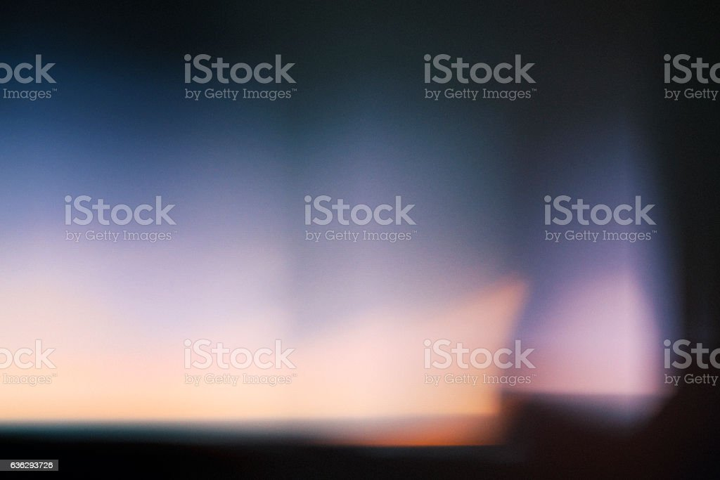 Abstract Multicoloured Background with light shapes stock photo