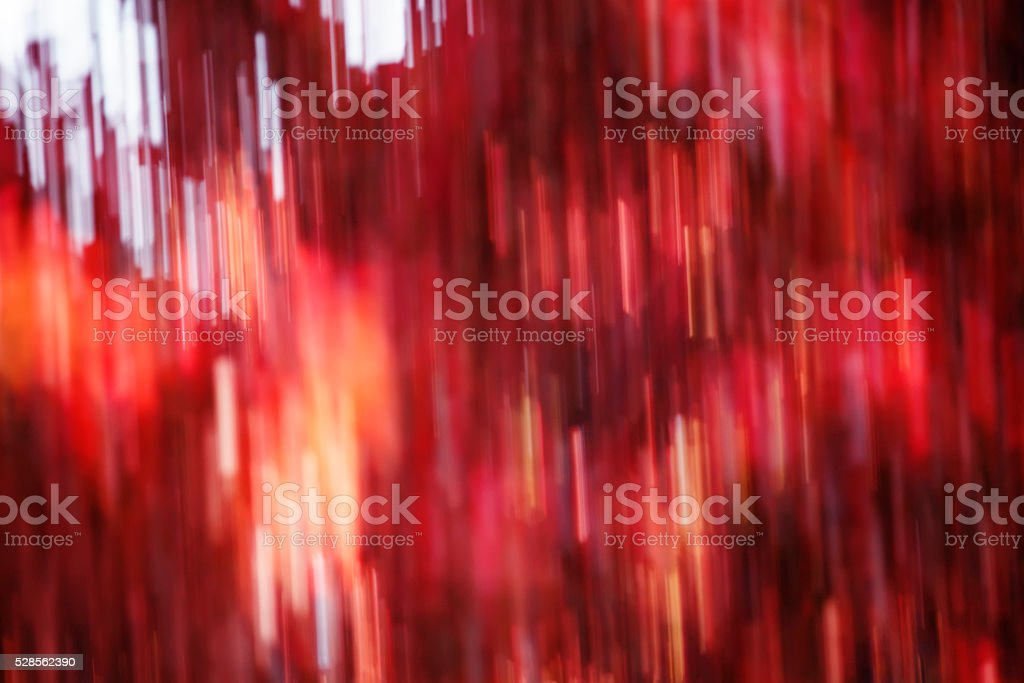 Abstract natural background with red and white vertical stripes stock photo