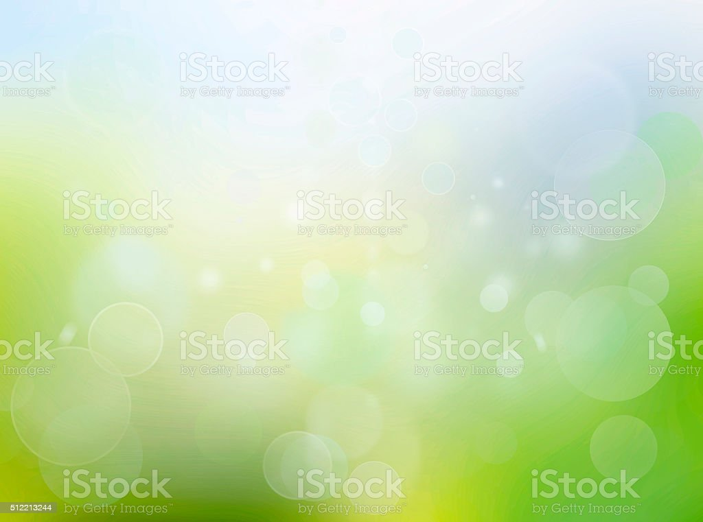 abstract nature lights high key stock photo