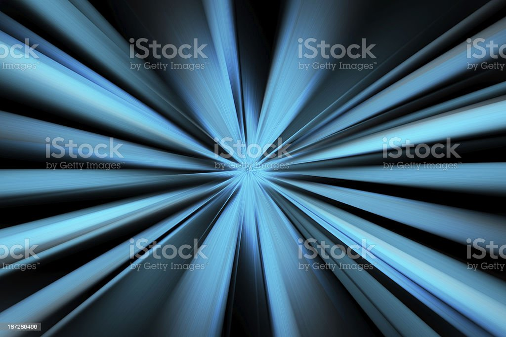 abstract night acceleration stock photo