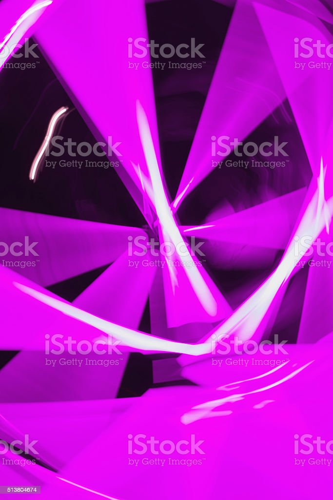 Abstract night speed motion photo effects. stock photo