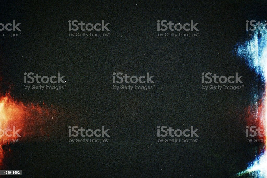 Abstract noisy film texture background stock photo