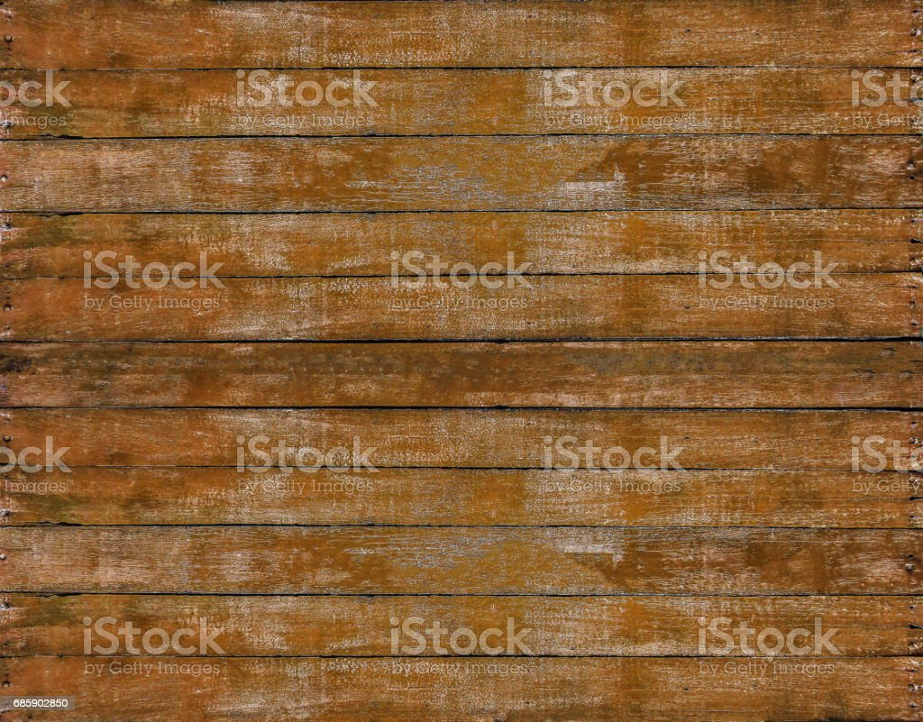 Abstract old rustic wooden stock photo
