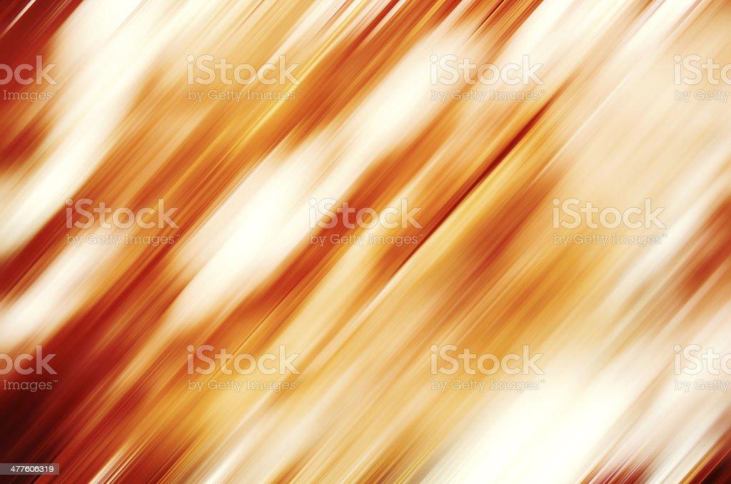 abstract orange motion background stock photo