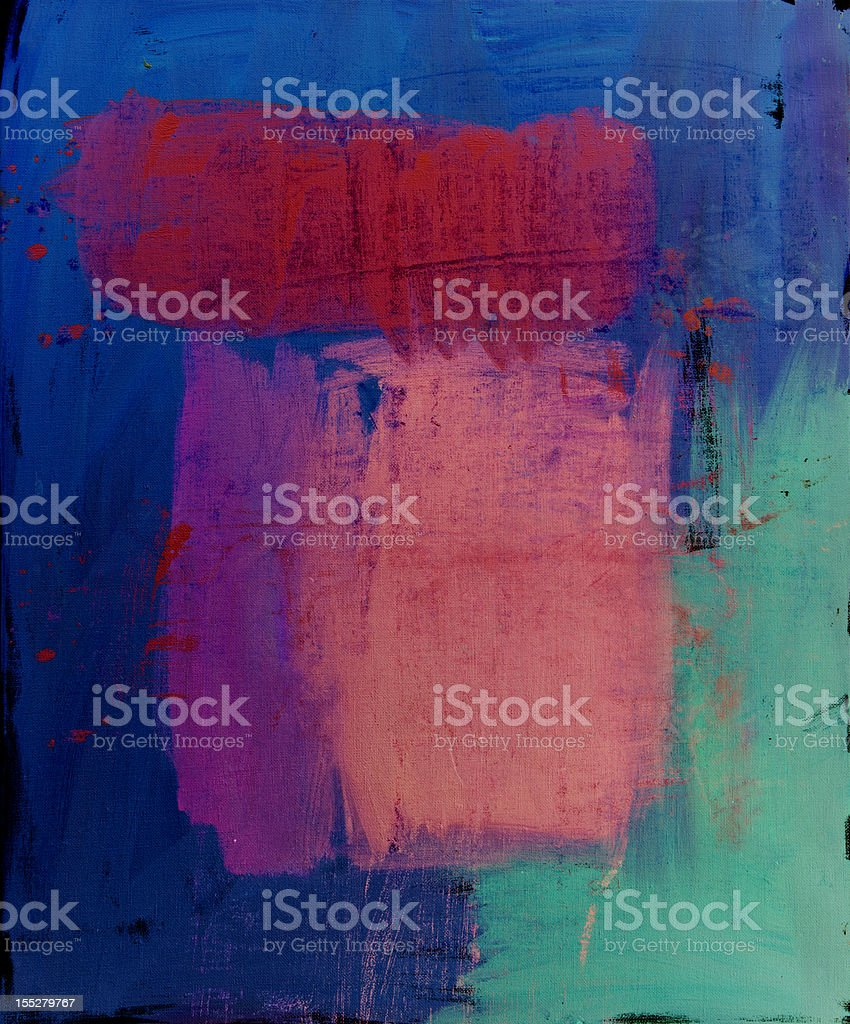 Abstract painted art backgrounds. stock photo