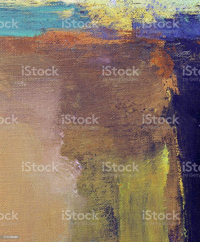 Abstract painted  art backgrounds. royalty-free stock vector art