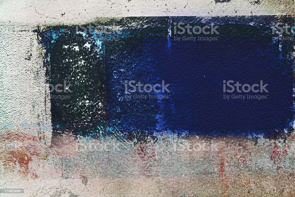 Abstract painted  black   and gray art backgrounds. royalty-free stock photo